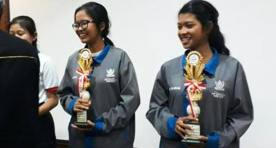 PMR SLUB Borong Juara GARDA UNUD
